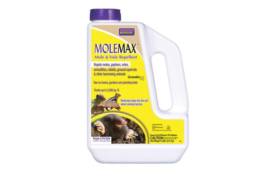 Mole and Vole Control
