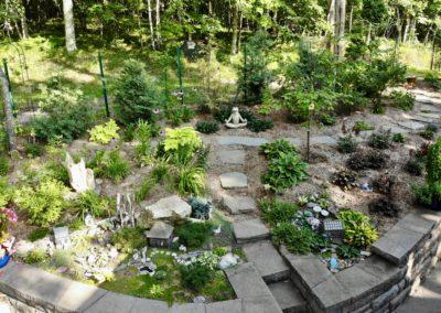 fairy/miniature garden